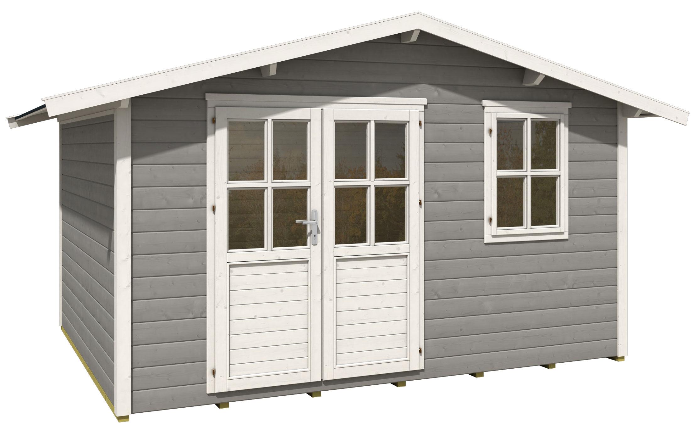 gartenhaus color 3830 online g nstig kaufen. Black Bedroom Furniture Sets. Home Design Ideas