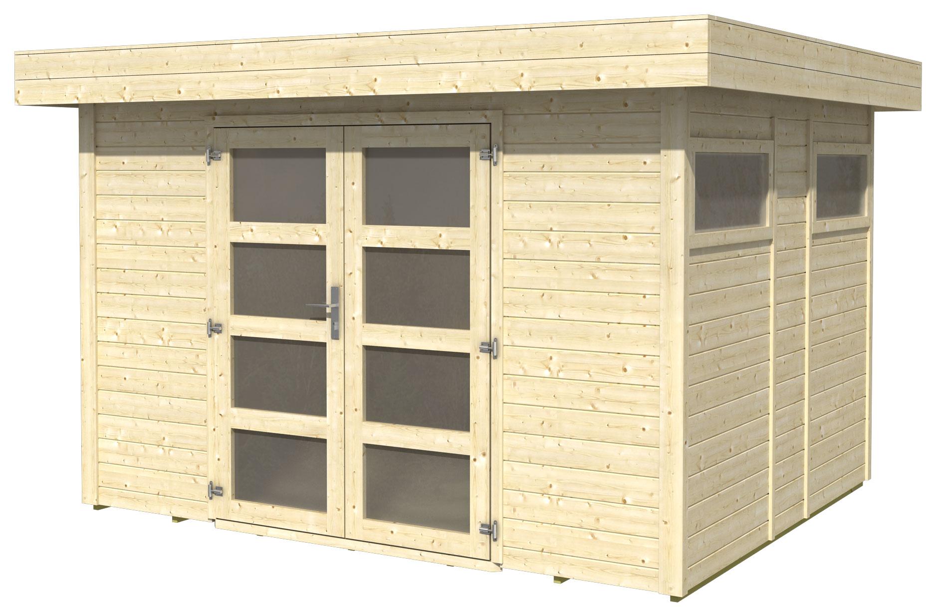 gartenhaus violet online g nstig kaufen. Black Bedroom Furniture Sets. Home Design Ideas
