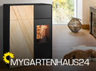 Haas und Sohn Pelletofen von mygartenhaus24.de
