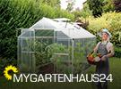 Gartenpro Gewächshaus von mygartenhaus24.de