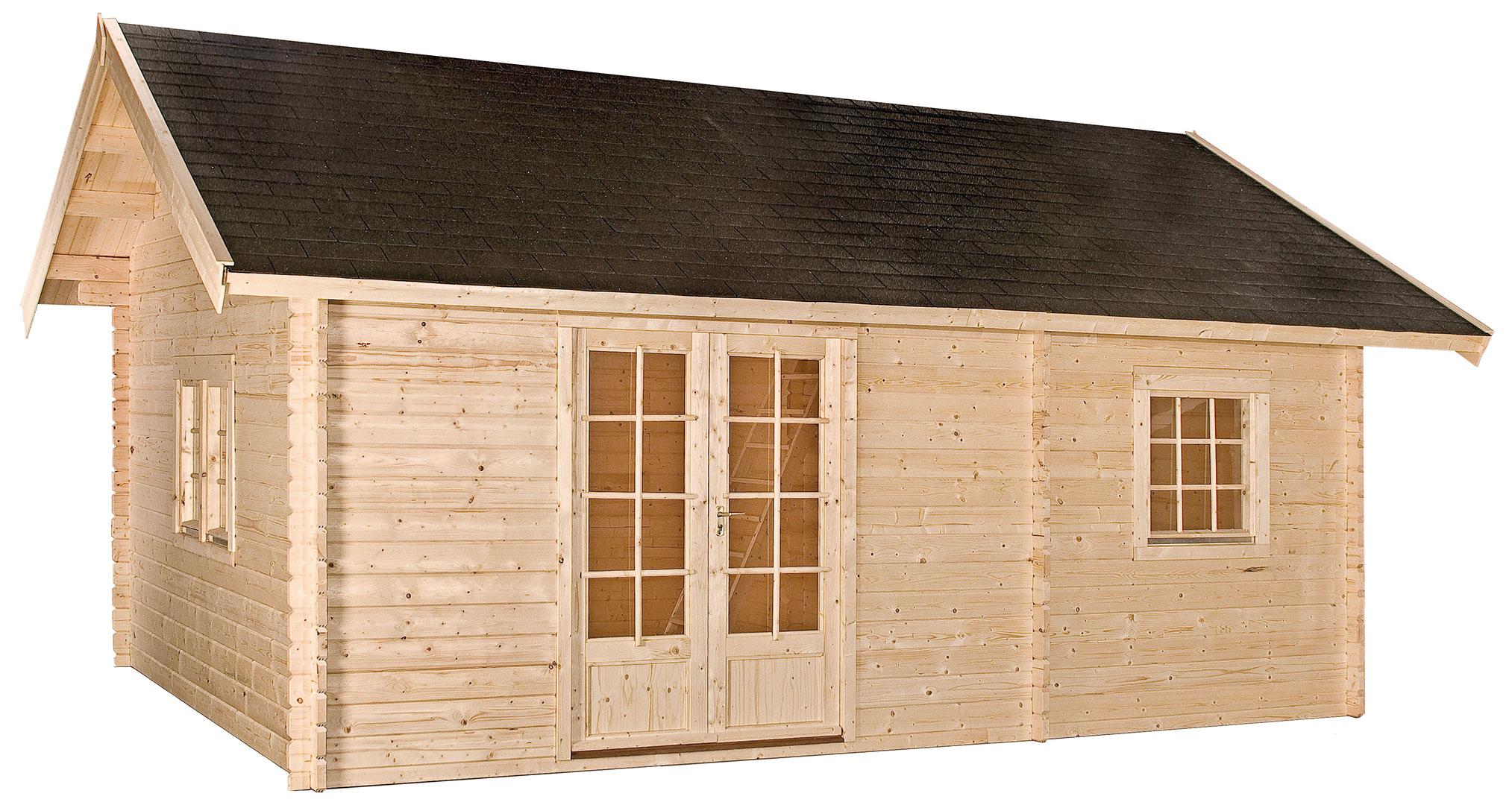 gartenhaus colorado mit schlafboden my blog. Black Bedroom Furniture Sets. Home Design Ideas