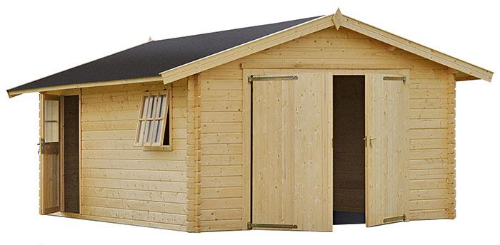 Garagen aus Holz