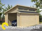 holzgarage_mygartenhaus24