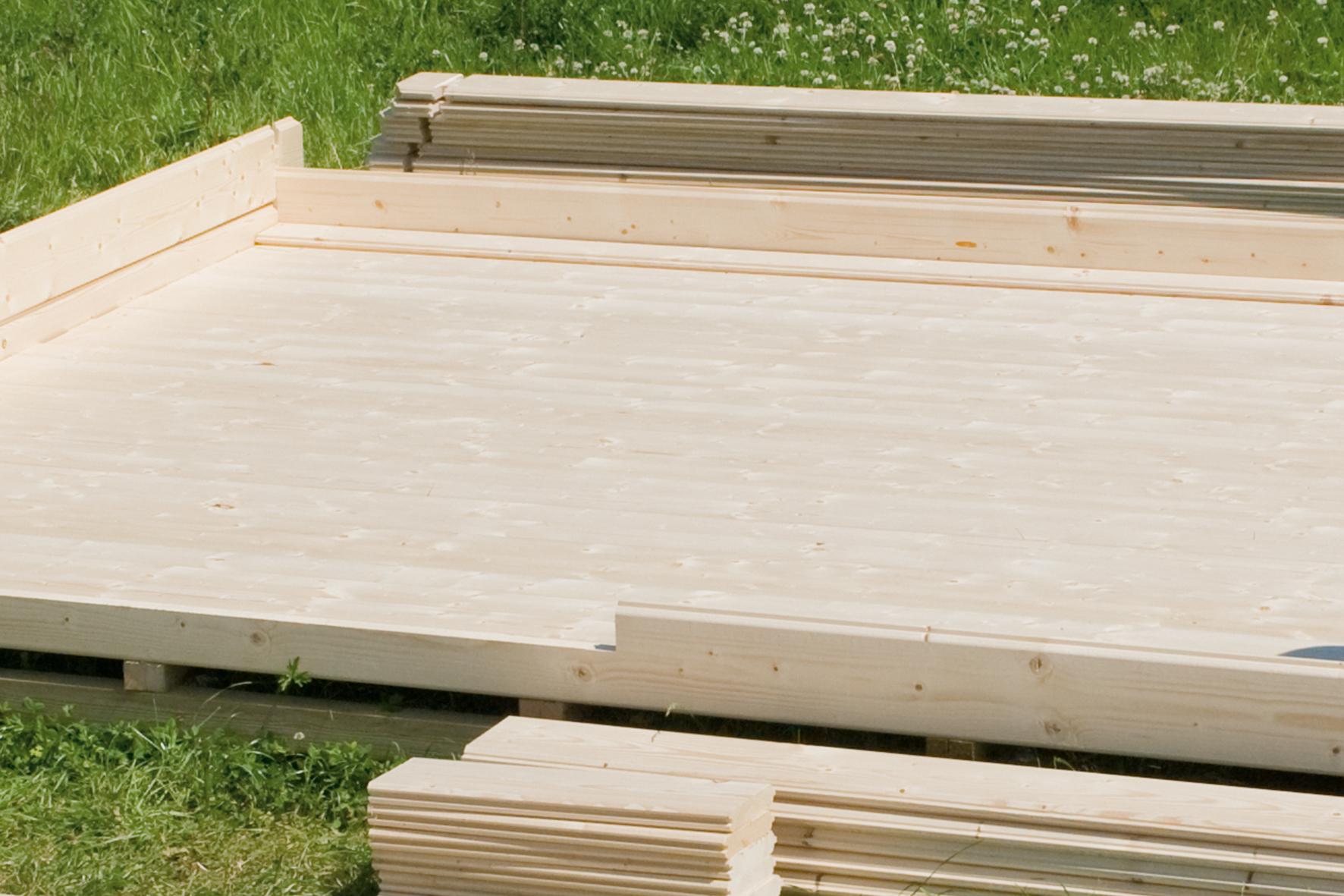 Fußboden Unterkonstruktion Holz ~ Fußboden für gartenhaus online günstig kaufen