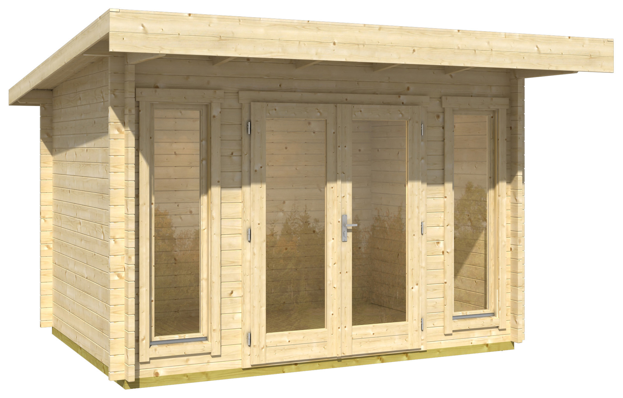gartenhaus barbados mini online g nstig kaufen. Black Bedroom Furniture Sets. Home Design Ideas