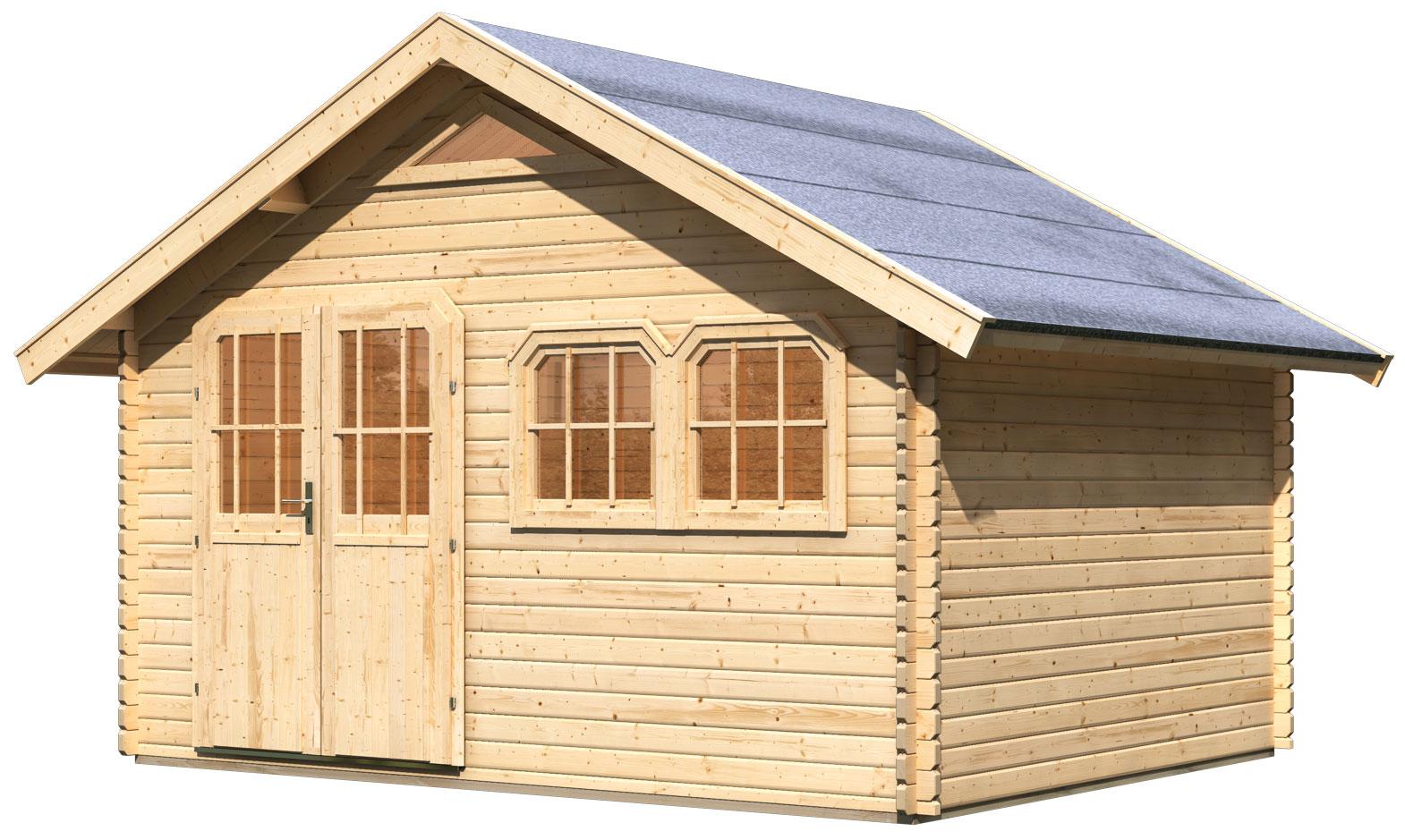 gartenhaus doderic online g nstig kaufen. Black Bedroom Furniture Sets. Home Design Ideas