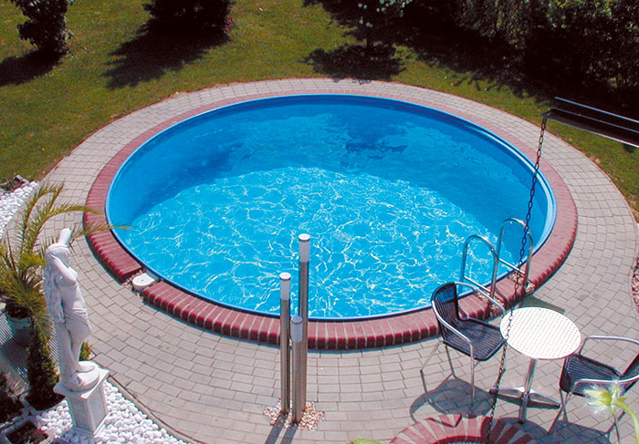 MyPool Pool-Set Premium Rundbecken