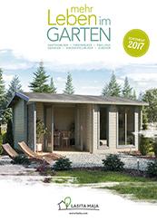 Outdoor Life Products Gartenhaus Katalog