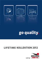 Lifetime Gartenhaus Kollektion Katalog