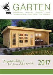 Karibu Gartenhaus Katalog