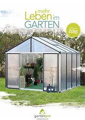 Gartenpro Gewaechshaus Katalog